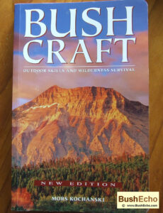 Bushcraft book Mors Kochanski