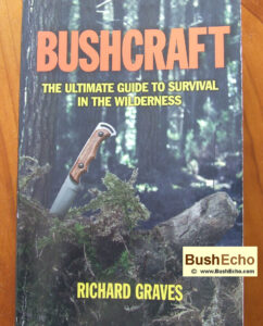 Bushcraft books Graves
