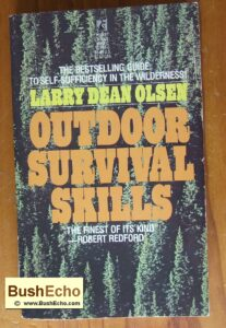 Outdoor Survival Skills Book