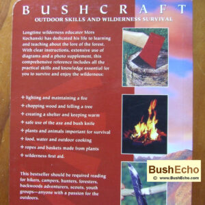bushcraft survival book Mors