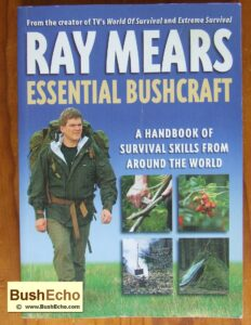 Bushcraft Survival Book Ray Mears