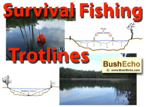 Survival Fishing Trotlines