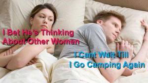 Camping meme cant wait