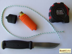 Bushcraft Survival How To Tie A Prusik Knot
