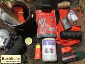 Survival kit billypot