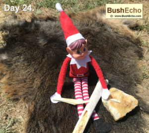 Elf Shelf Primitive Tools