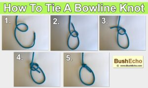 How To Tie The Bowline Knot