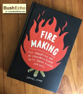 Book review fire making