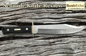Schrade Bowie Knife Review