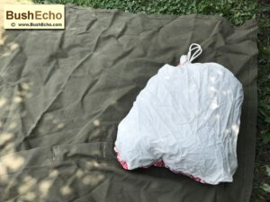 Bushcraft forogin bag survival