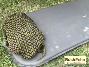 Bushcraft Shemagh pillow