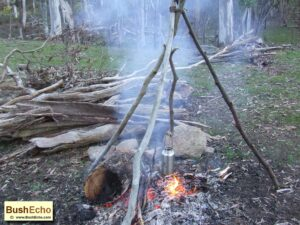 bushcraft tips boiling water
