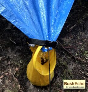 Dry bag bushcraft use