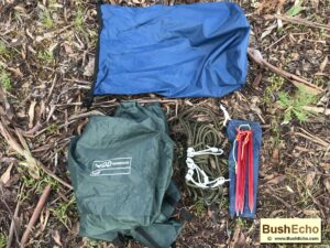 dry bag use bushcraft