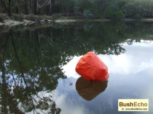 Dry bag uses survival