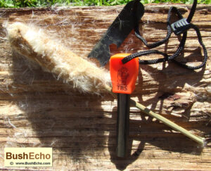 Bushcraft tbs ferro rod