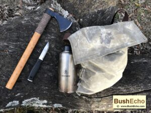 Bushcraft knife review Mora Garberg