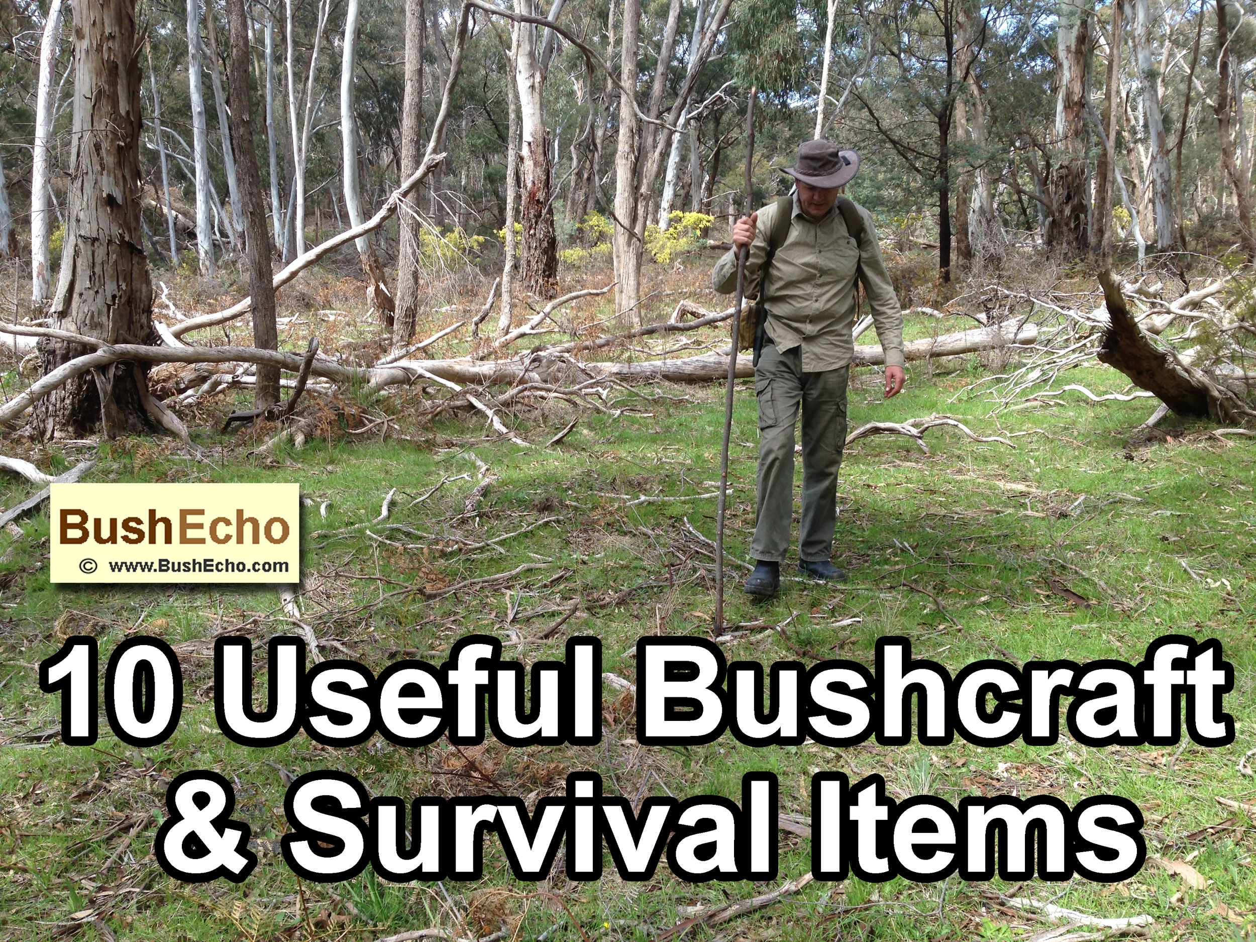 10 Bushcraft Survival Items I Don't Regret Buying