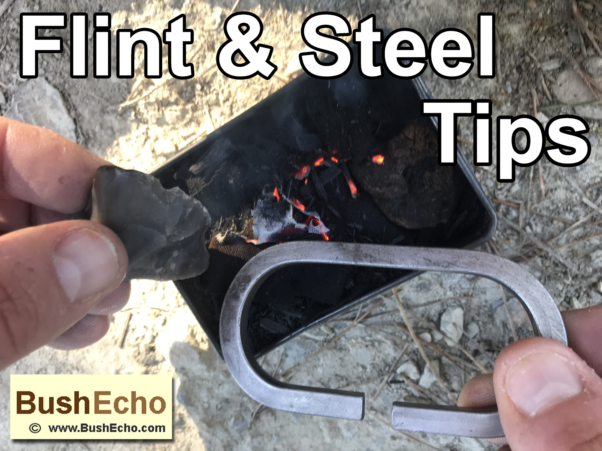 Flint and Steel Tips